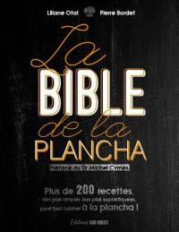 La bible de la plancha