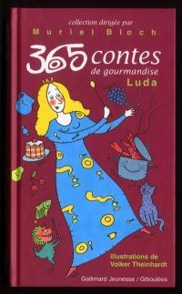 365 contes de gourmandise