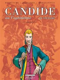 Candide ou L'optimisme, de Voltaire. Volume 1,