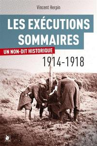Les exécutions sommaires