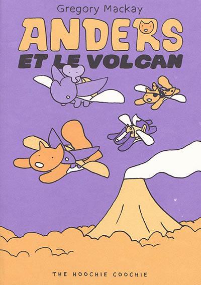Anders et le volcan
