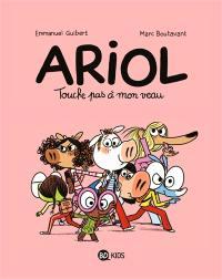 Ariol. Volume 15, Touche pas à mon veau