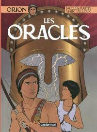 Orion. Volume 4, Les oracles
