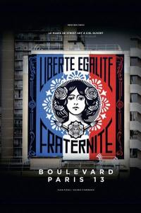 Boulevard Paris 13