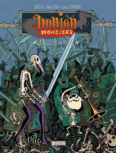 Donjon monsters. Volume 13, Réveille-toi et meurs