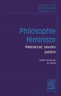 Philosophie féministe