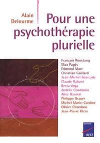 Pour une psychothérapie plurielle