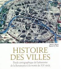 Histoire des villes
