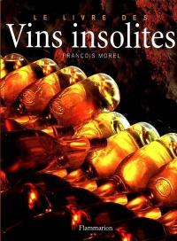 Le livre des vins insolites