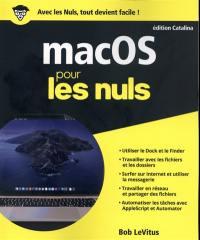Mac OS édition Catalina pour les nuls