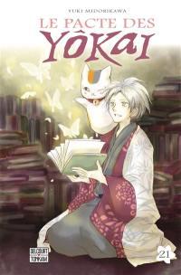 Le pacte des yôkai. Volume 21,