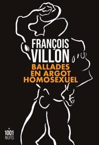 Ballades en argot homosexuel