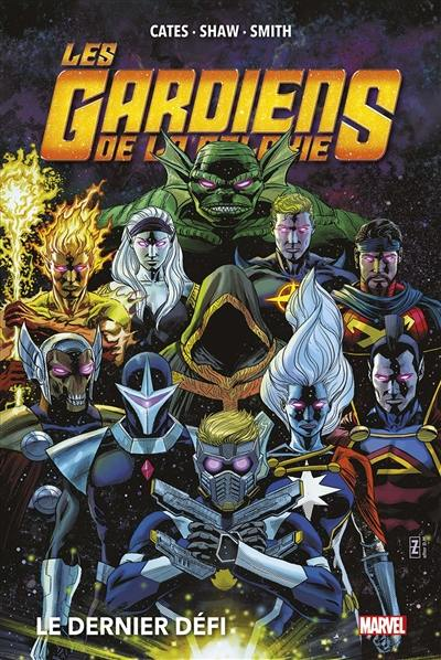 Les gardiens de la galaxie. Volume 1,