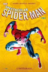 Spectacular Spider-Man, 1981