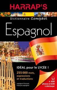Harrap's dictionnaire compact espagnol