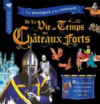 Les pourquoi et les comment de la vie au temps des châteaux forts
