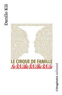 Le cirque de famille