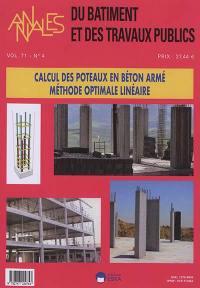 Annales du bâtiment et des travaux publics. n° 4 (2019),