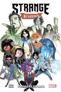 Strange Academy. Volume 1, Première promo