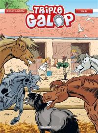 Triple galop. Volume 16,