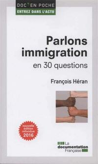 Parlons immigration