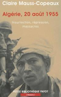 Algérie, 20 août 1955