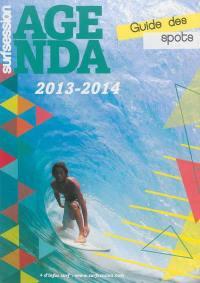 Agenda guide des spots 2013-2014