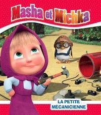 Masha et Michka, La petite mécanicienne
