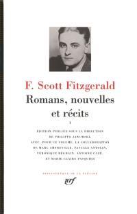 Romans, nouvelles et récits. Volume 1,