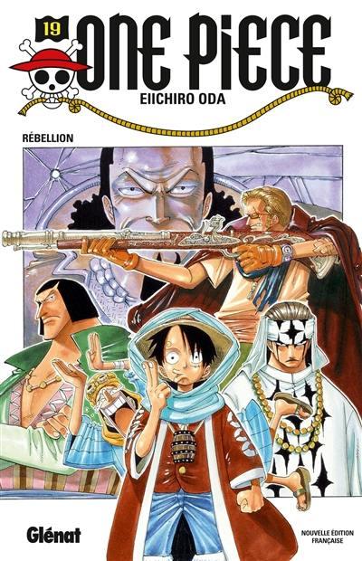 One Piece. Volume 19, Rébellion