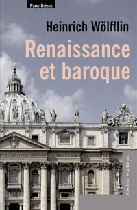 Renaissance et baroque
