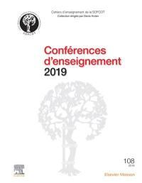 Conférences d'enseignement 2019