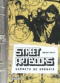 Street artbooks
