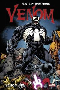 Venom. Volume 2, Venom Inc
