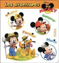 Les aventures P'tit Mickey