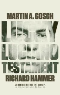 Lucky Luciano, testament