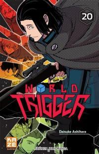 World trigger. Volume 20,