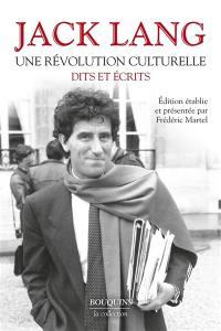 Une révolution culturelle