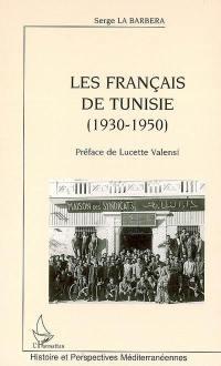 Les Français de Tunisie