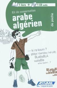 Arabe algérien de poche