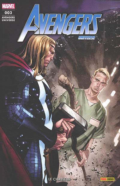 Avengers universe. n° 3, Thor