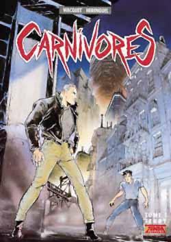 Carnivores. Volume 1, Terry