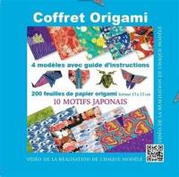 Coffret origami