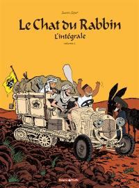 Le chat du rabbin. Volume 2,
