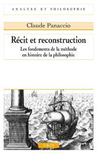 Récit et reconstruction