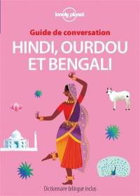 Hindi, ourdou et bengali