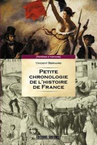 Petite chronologie de l'histoire de France