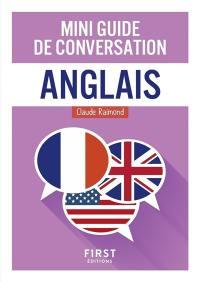 Mini guide de conversation anglais