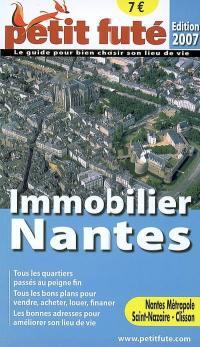 Immobilier Nantes 2007