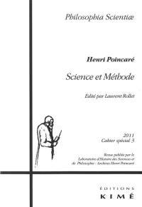 Science et méthode
